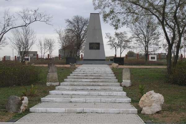 Общий вид фр.мемориала
