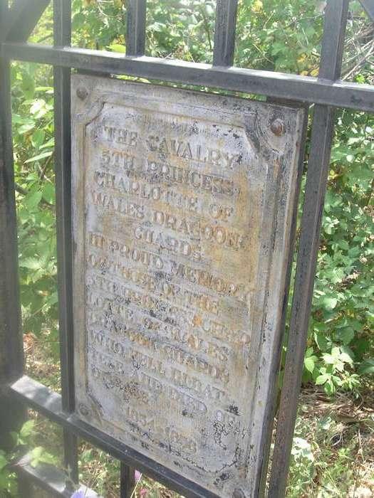 Английское воинское кладбище, г. Севастополь