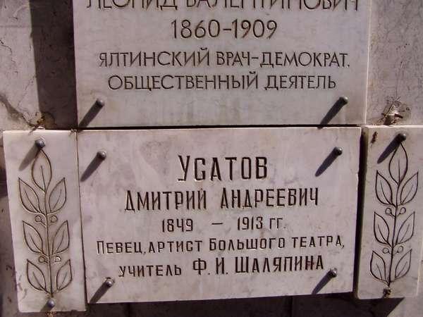 Усатов Д.А.
