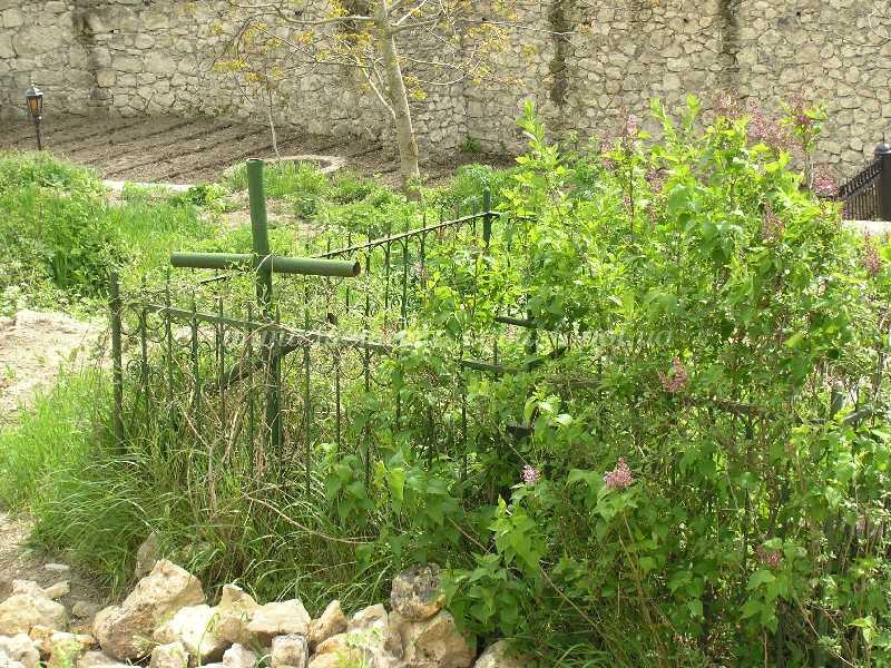 Отдельная могила более позднего периода