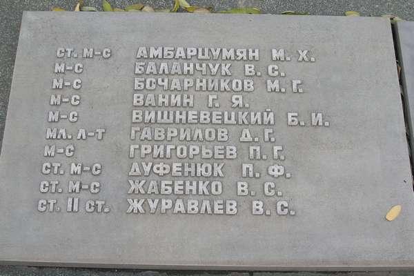 Новороссийск список1
