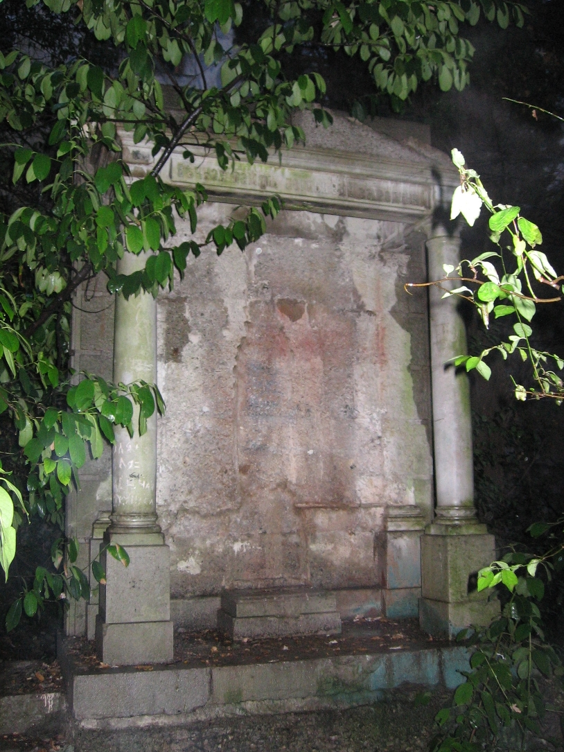 Дворянское кладбище, г.Ялта