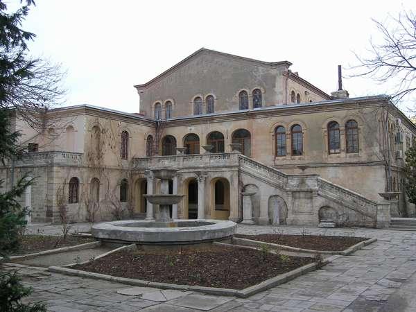 Музей (фото декабрь 2008 г.)