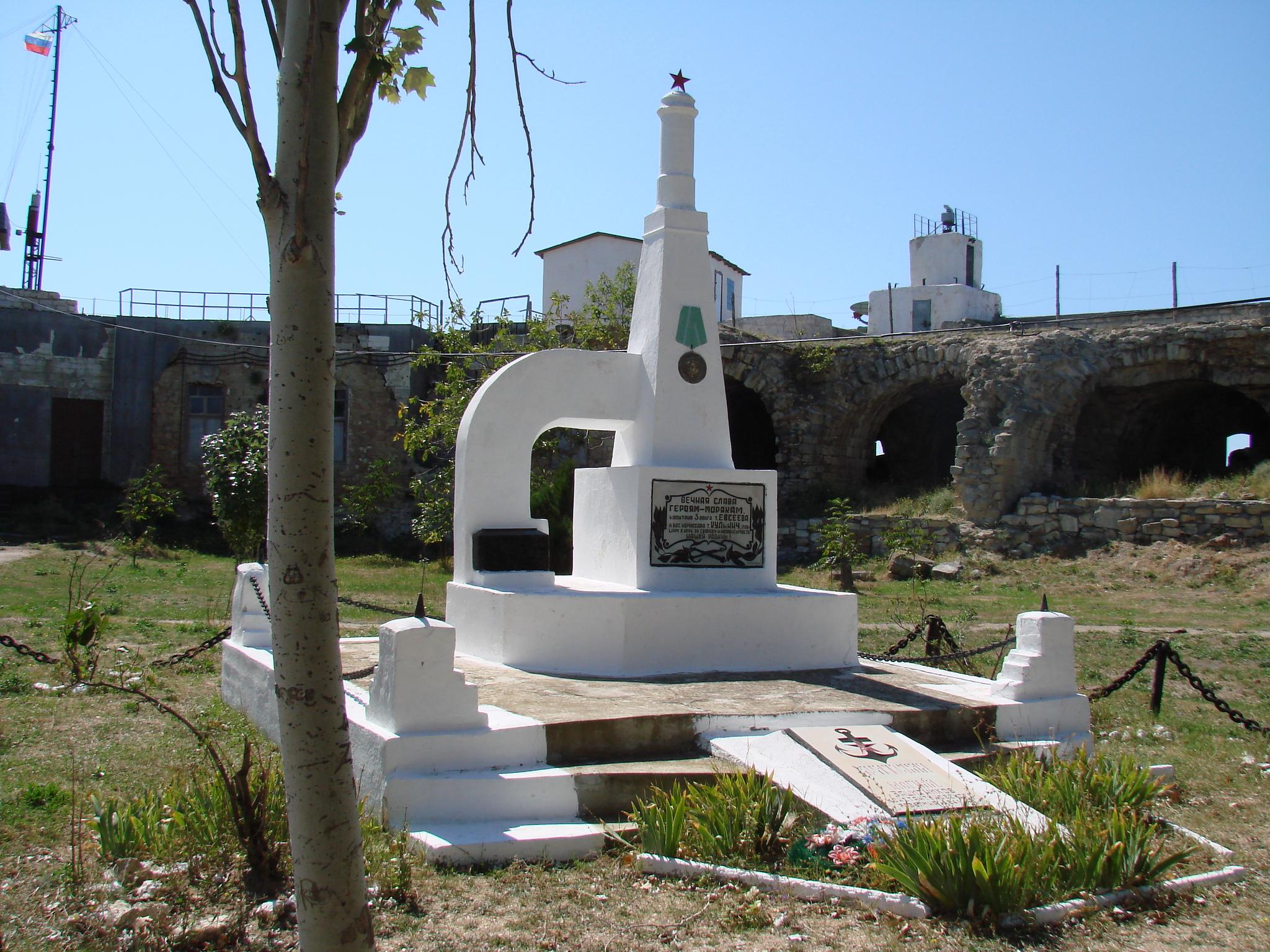 Братская могила, 2010 г.