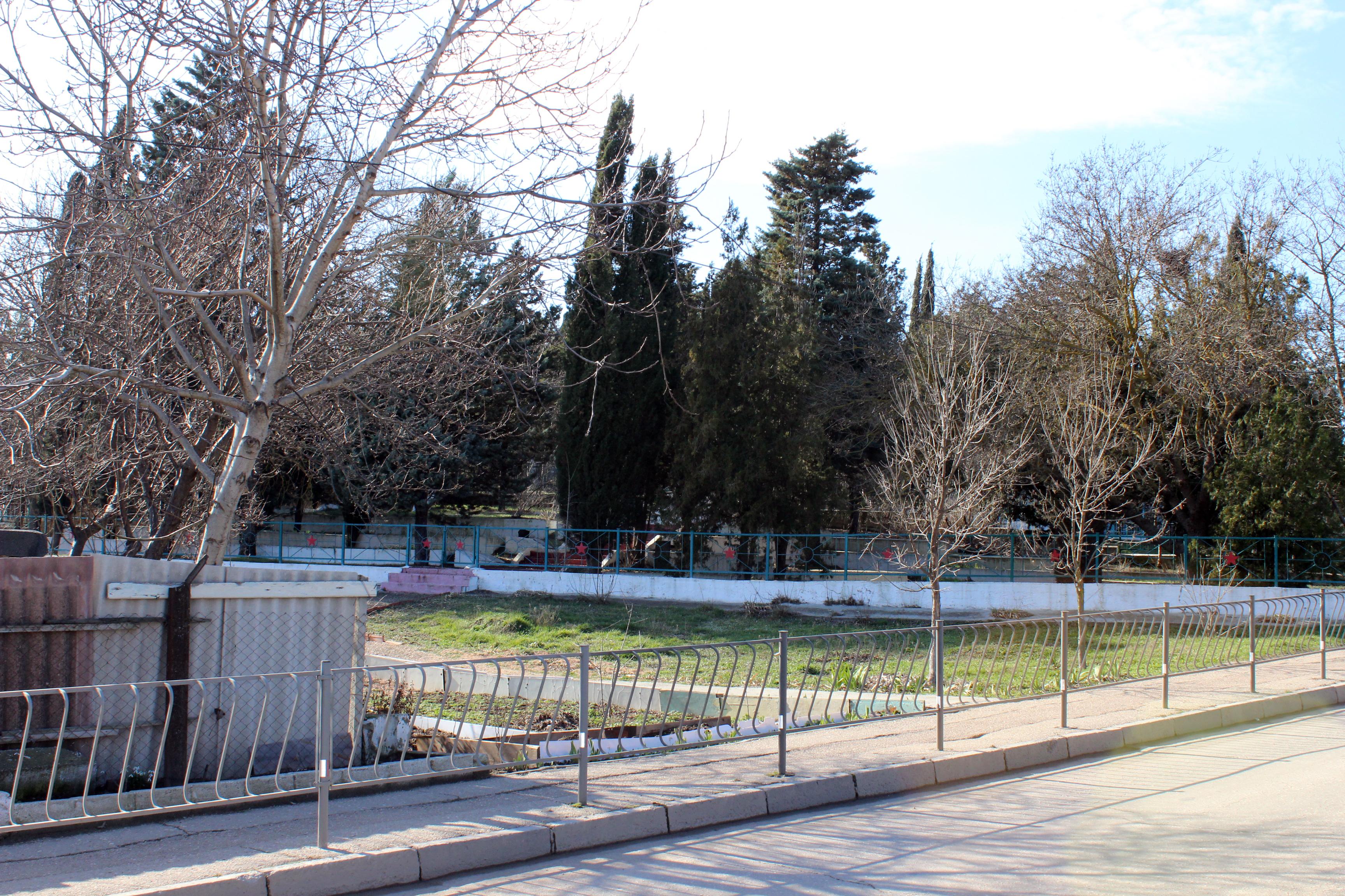 Общий вид со стороны ул. Спартаковская