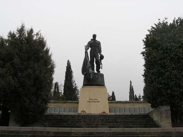 Новороссийск монумент