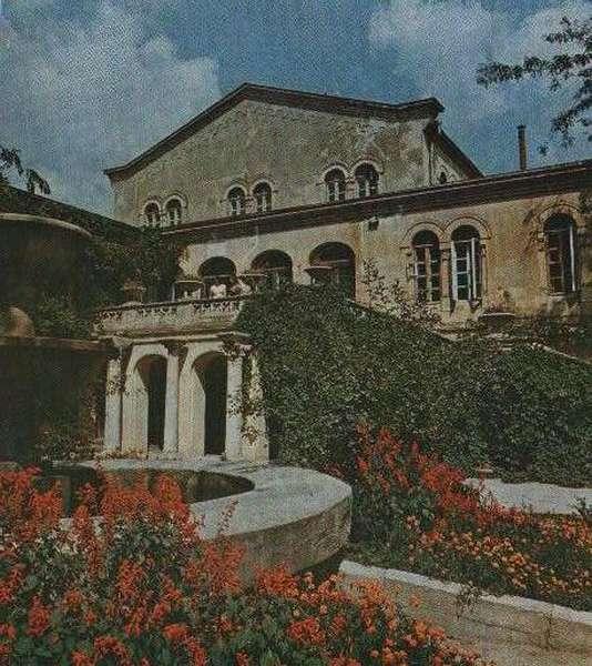 Музей (фото из фотоальбома Город-герой Севастополь 1985 г.)