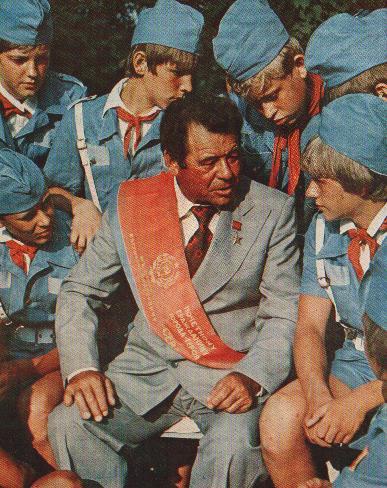 Фото 1985 г. из альбома Город-герой Севастополь