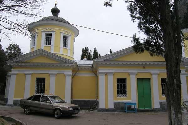 Новое здание церкви